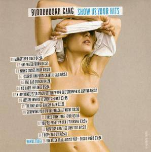 Bloodhound Gang / Die Atzen: Show Us Your Hits (Split-CD) - Bild 2