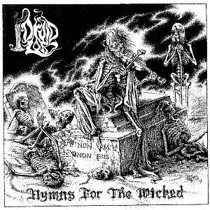 Druid Lord: Hymns For The Wicked - Cover