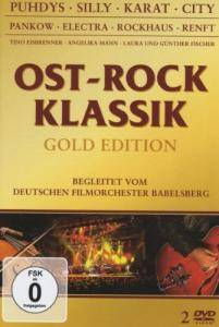 Ost-Rock Klassik - Gold Edition - Cover