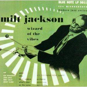 Cover - Milt Jackson: Wizard Of The Vibes