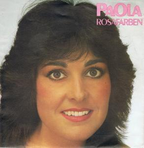 Paola: Rosafarben - Cover