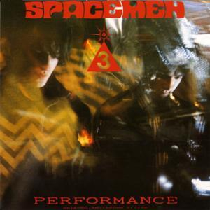 Spacemen 3: Performance - Melkweg, Amsterdam 6/2/88 - Cover