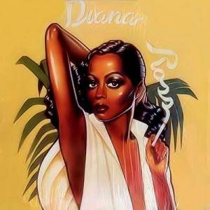 Diana Ross: Ross - Cover