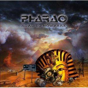 Pharao: Road To Nowhere - Cover