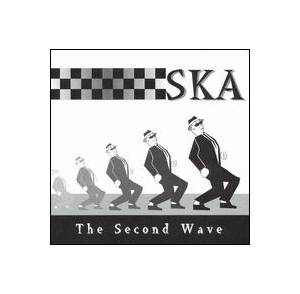 SKA: The Second Wave - Cover