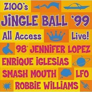 Z100's Jingle Ball '99: All Access Live! - Cover
