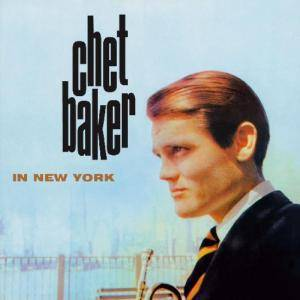 Cover - Chet Baker: In New York