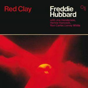 Freddie Hubbard: Red Clay - Cover