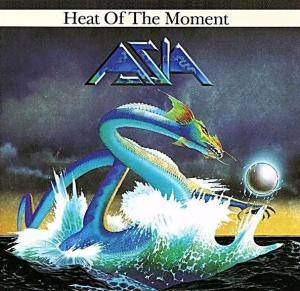 "Asia: Heat Of The Moment (7"") - Bild 1"