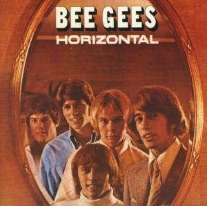 Bee Gees: Horizontal - Cover