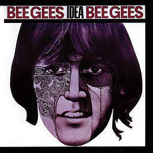 Bee Gees: Idea - Cover