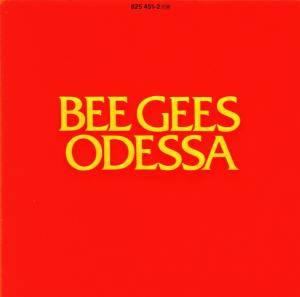 Bee Gees: Odessa - Cover