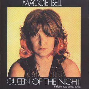 Maggie Bell: Queen Of The Night - Cover