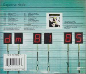 Depeche Mode: The Singles 81>85 (CD) - Bild 2