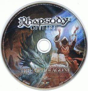 Rhapsody Of Fire: Triumph Or Agony (CD) - Bild 4