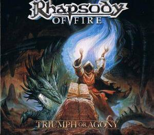 Rhapsody Of Fire: Triumph Or Agony (CD) - Bild 5