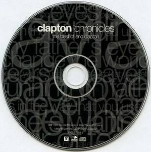 Eric Clapton: Clapton Chronicles - The Best Of Eric Clapton (CD) - Bild 3