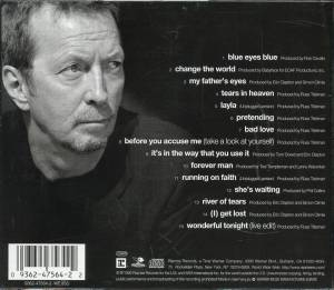 Eric Clapton: Clapton Chronicles - The Best Of Eric Clapton (CD) - Bild 4
