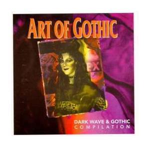 Cover - Aurora Sutra: Art Of Gothic