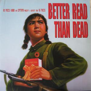 Cover - Various Artists/Sampler: Better Read Than Dead
