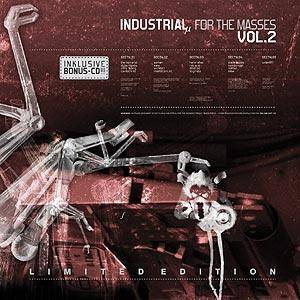Industrial For The Masses Vol. 2 - Cover