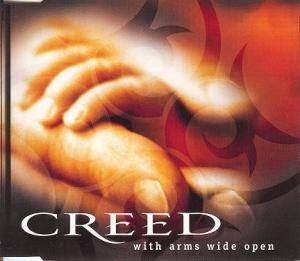 Creed: With Arms Wide Open - Cover
