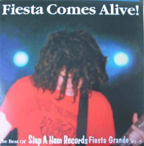 Cover - No Comment: Fiesta Comes Alive! - The Best Of Slap A Ham Records Fiesta Grande #1-5