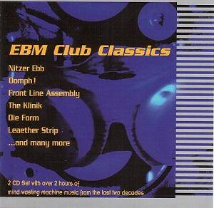 Cover - Cancer Barrack: EBM Club Classics