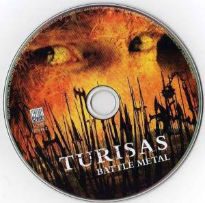 Turisas: Battle Metal (CD) - Bild 2