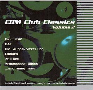 Cover - Scapa Flow: EBM Club Classics Vol. 2