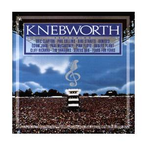 Knebworth - The Album - Cover