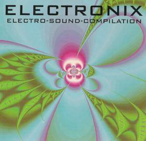 Cover - Last Delay: Electronix Electro-Sound-Compilation