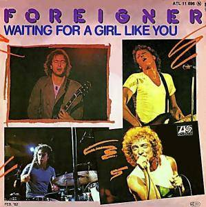 Foreigner: Waiting For A Girl Like You - Cover