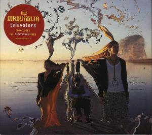 The Mars Volta: Televators - Cover