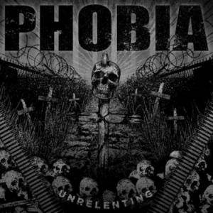 Phobia: Unrelenting - Cover