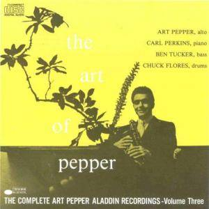 Cover - Art Pepper: Art Of Pepper, The
