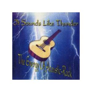 Cover - Gotthard: It Sounds Like Thunder - The Energy Of Acoustic-Rock
