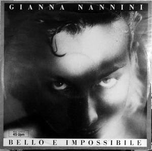Gianna Nannini: Bello E Impossibile - Cover