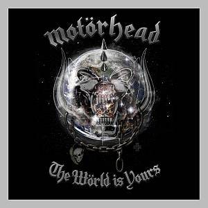 Motörhead: Wörld Is Yours, The - Cover