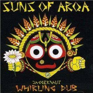 Cover - Suns Of Arqa: Jaggernaut - Whirling Dub