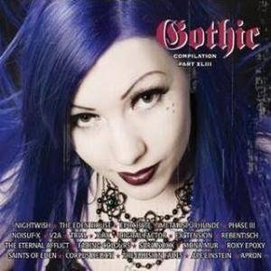 Cover - Phase III: Gothic Compilation Part XLIII
