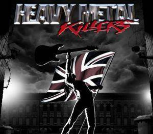 Heavy Metal Killers - Cover