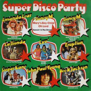Super Disco Party 2 - Cover
