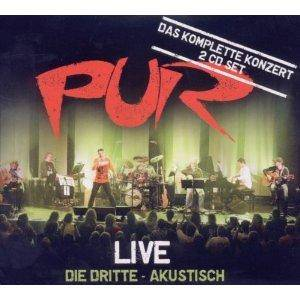 Pur: Live - Die Dritte - Akustisch - Cover