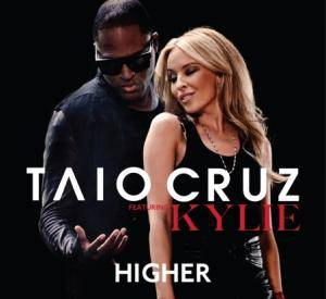 Cover - Taio Cruz: Higher