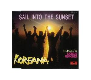 Cover - Koreana: Sail Into The Sunset