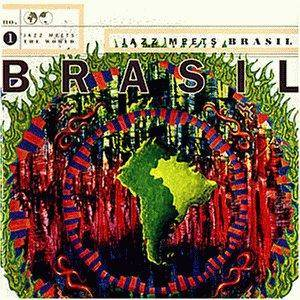 Cover - Edu Lobo: Jazz Meets The World No. 1: Jazz Meets Brasil
