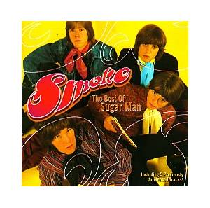 Cover - Smoke, The: Best Of Sugar Man