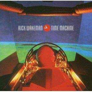 Rick Wakeman: Time Machine - Cover