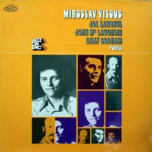 Cover - Miroslav Vitous: Purple